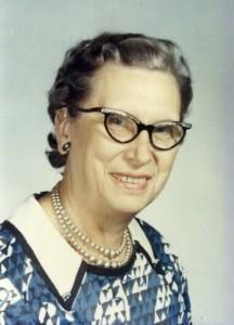 Doris Begor Morton